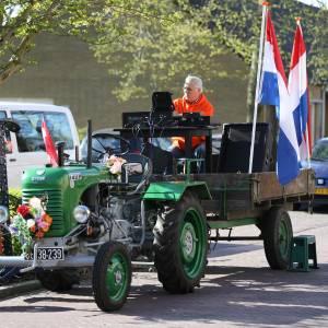 Koningsdag in Wierden en Enter ondanks beperkingen succesvol