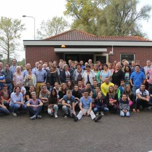 30-jarig jubileum Judo Promotion Twente