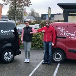 Coolinair Rijssen gaat samenwerking aan met Gotink Catering