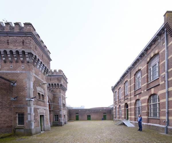 Buitengewoon Bijzonder Buiten Rijssen Ter Steege en Explorius: op en rond gevangeniscomplex De Koepel