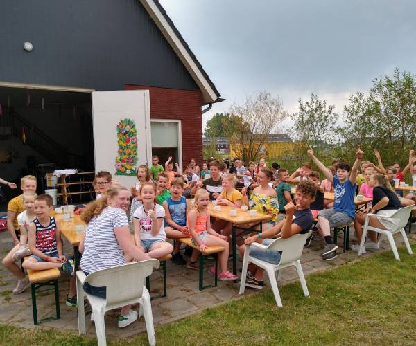 CJV Borne: tóch een kamp!