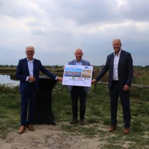 Nieuwe samenwerking in natuurgebied Engbertsdijksvenen