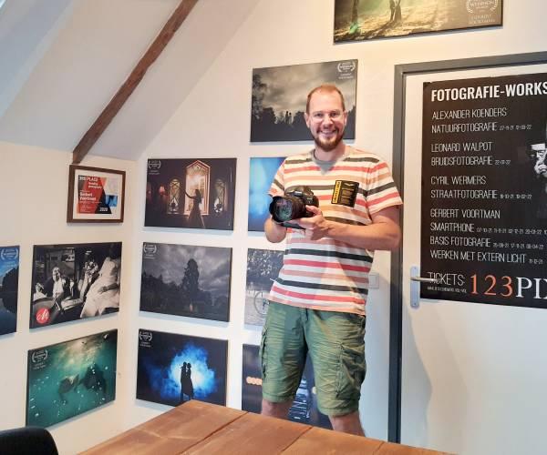 Fotograaf Gerbert Voortman: 'Ik zou wel de Zandvoort van Rijssen willen worden'