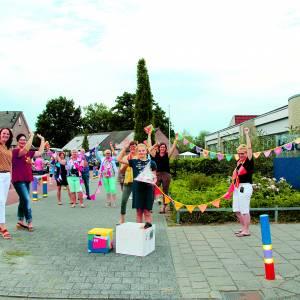 Nieuwe locatie voor Verjaardagsbox gemeente Tubbergen<br />Basisschool Kadoes nieuw onderkomen