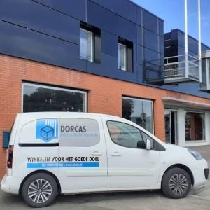 Dorcas winkel Vroomshoop gaat verhuizen