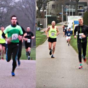 Bieuwe Roelofs en Sabine Wassink winnaars tien kilometer Winterloop