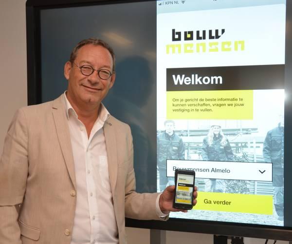 App Bouwmensen Almelo krijgt landelijk navolging