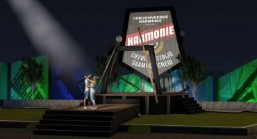 'Harmonie!' pakt groots uit