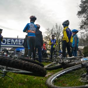 Geslaagde Bloemendal ATB-tocht met ruim 700 deelnemers