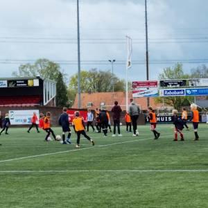 Lekkere voetbalochtend bij RKSV NEO
