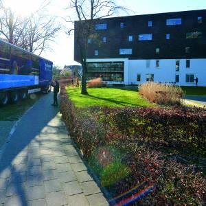 Juniorkamer Oldenzaal doorbreekt de stilte