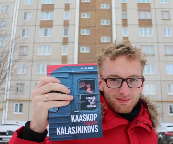 Nederlander schrijft boek over Russisch leven