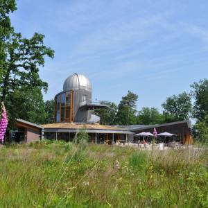 Onrust over het plan voor de bouw van een hotel bij Sterrenwacht en IVN