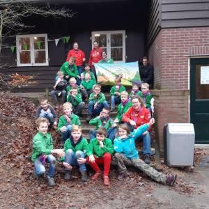 Scouting de Reggegroep viert 75-jarig jubileum met verschillende activiteiten