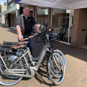 E-bike Stuntdagen bij van den Broeke Tweewielers