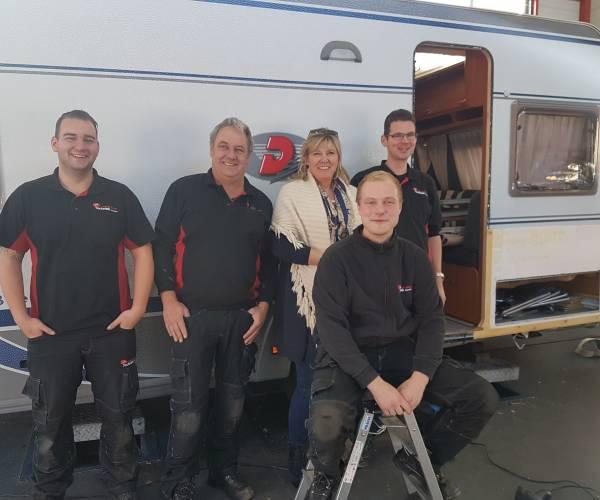 Caravan en Camper Techniek Almelo denkt in oplossingen