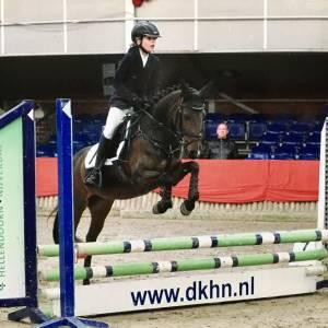 Melissa Eshuis Kringkampioen springen