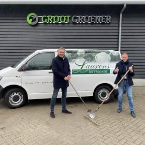 Laurens Hoveniers B.V. uit Borne overgenomen door Grootgroener B.V.