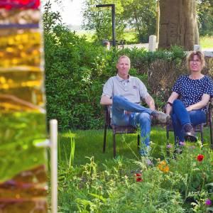 Jan en Monique Nijmeijer geven nieuw elan Wierdens buitengebied