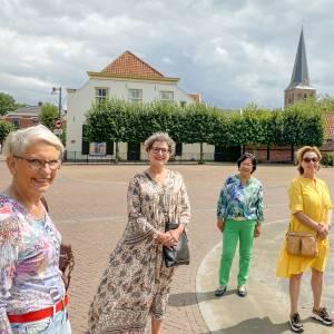Gidsen starten rondleidingen in Oud Borne weer op
