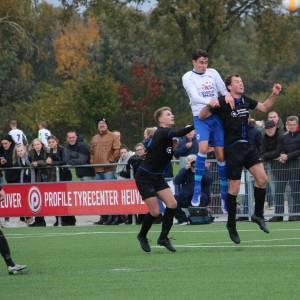 Vroomshoopse Boys sterkste in derby tegen Den Ham