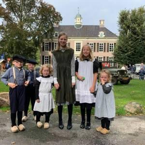 Geslaagde Folkloredag bij Rijssens Museum