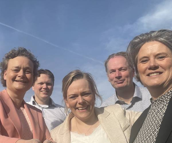 Stichting Twente tegen Kanker kent vliegende start