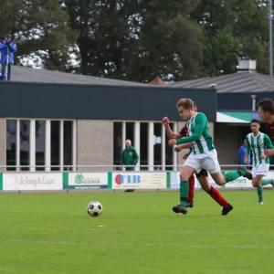 Gelijkspel bij derby van Nijverdal