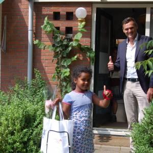 Stichting Evenmens laat waardering zien tijdens Week van de Jonge Mantelzorger
