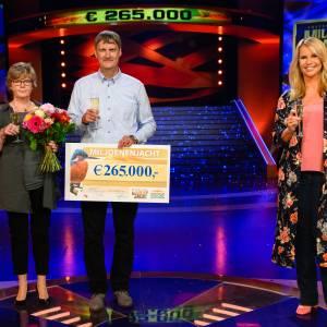 Frans en Jolanda uit Wierden winnen 265.000 euro met Gouden Koffer Spel