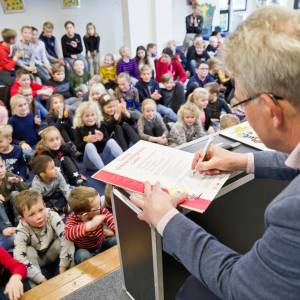 Mariaschool in Wierden gewaardeerd met Twentse verkeersveiligheidslabel