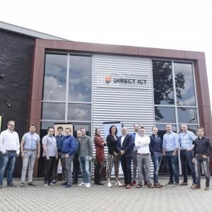Direct ICT 15 jaar specialist voor cloud, security, web en software