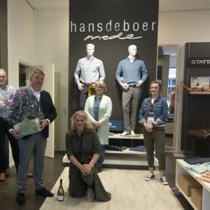 Hans de Boer Mode is overgenomen