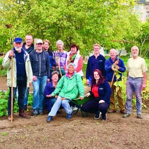 Eerste oogstfestival in Doepark de Hagen