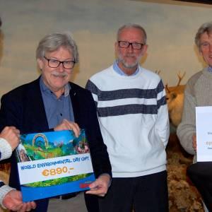 Leerlingen gratis naar Natuurmuseum
