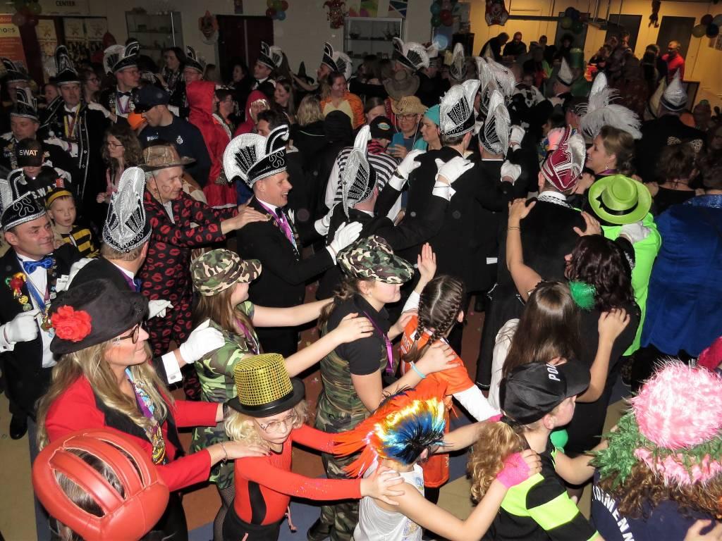 Komend jaar geen gezellige drukte tijdens carnaval in Wierden.