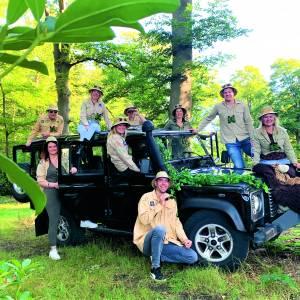 Geen dorpsfeest , maar wel dagje 'Heel Beuningen op Safari'