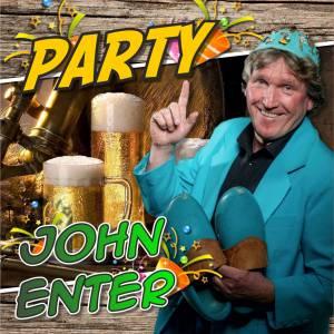 John Enter brengt mini-album en single 'Party' ook uit in Duitsland
