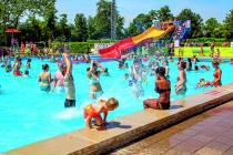 Recreatief zwemmen in het buitenbad van Het Sportpark Almelo (beperkt) weer mogelijk!