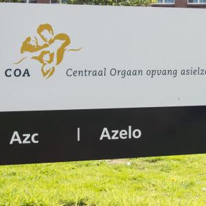 AZC Azelo blijft gesloten