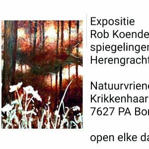 Expositie en excursie van en met Rob Koenders