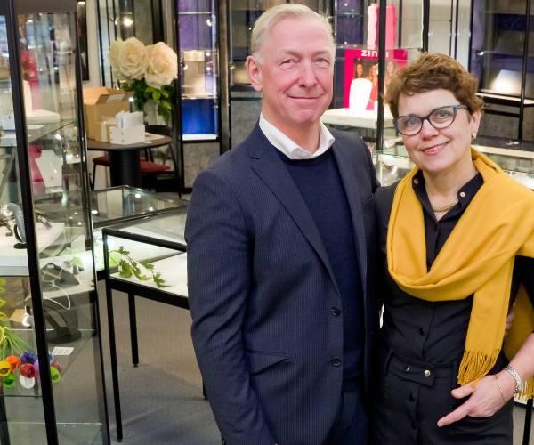 Adrie en Irma Denissen sluiten na 31 jaar het boek als juweliers