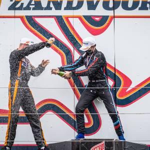 BS-Racing team pakt tweede plek in Supercar Challenge