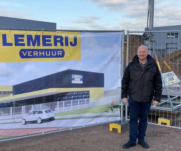 Lemerij Verhuur verhuist naar de Veldkamp