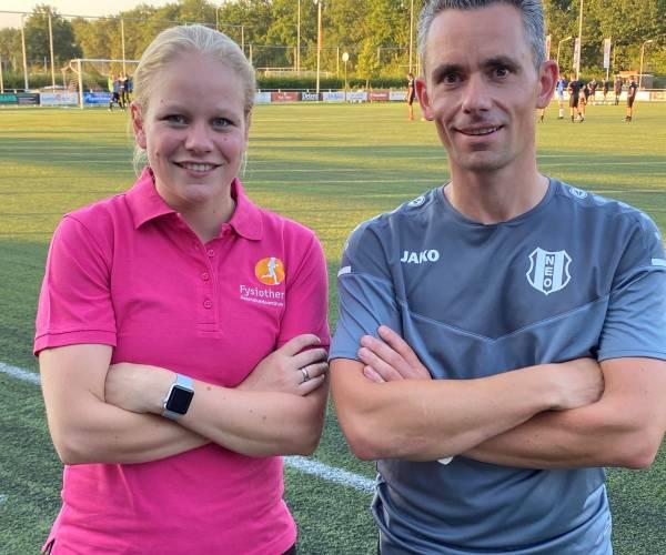'Ervaringsdeskundige' Lotte de Jong: 'Blij dat hersteltraining dit jaar gestart is'
