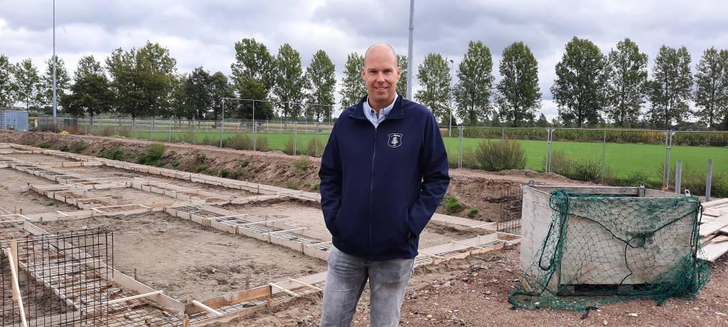 Voorzitter Wouter Beumer. Foto: J. ter Maat