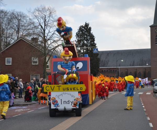 Carnaval Bornerbroek