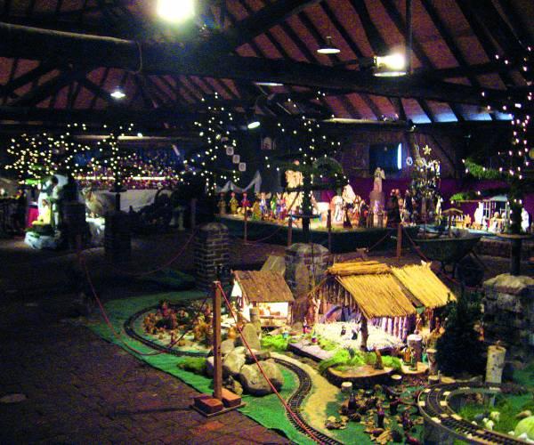 Kerstgevoel begint bij Steenfabriek  Losser