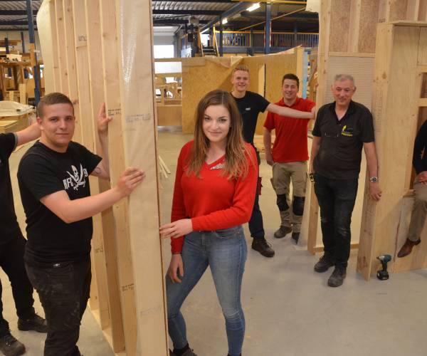 Bouwmensen Twente zet gloednieuw Innovatiehuis in voor zijn opleidingen